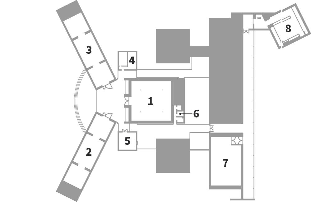 Floor guide image